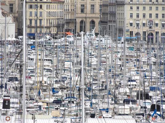 Marseille, Voix Port