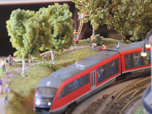 H0, Modelleisenbahn