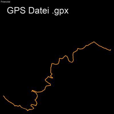 Wandern, Märzenbecher, Polenztal, Höhenmeter 250m, Länge 10km, GPX Route, GPS Daten