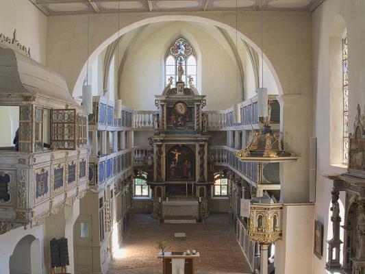 Coswig, Kirche, Sachsen-Anhalt
