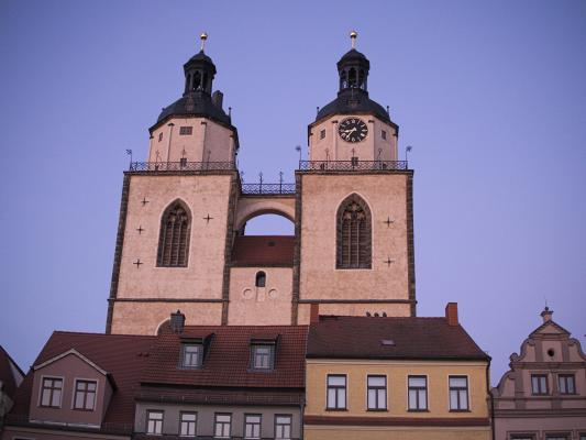 Kirche, Sachsen-Anhalt, Wittenberg