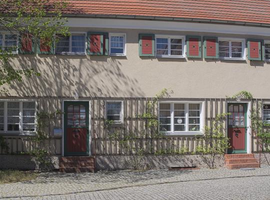 Sachsen-Anhalt, Werkssiedlung Piesteritz, Wittenberg