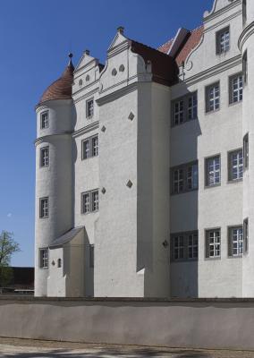 Kirche, Wasserschloss