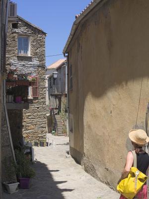 Carola, Frankreich, Korsika, Riventosa