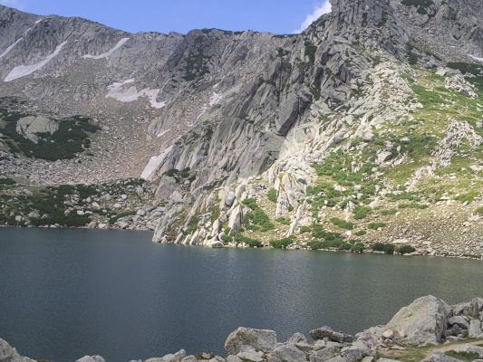 Bergsee, Frankreich, Korsika