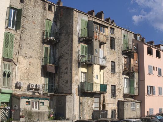 Corte, Frankreich, Korsika