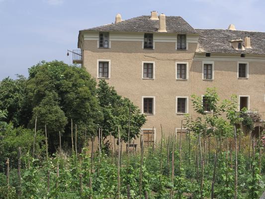 Castagniccia, Frankreich, Korisks