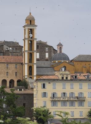Castagniccia, Frankreich, Kirche, Korisks