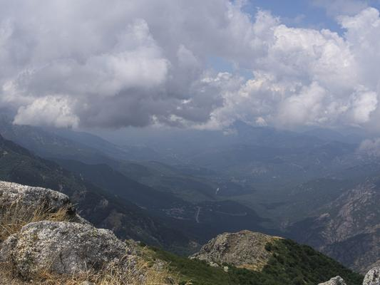 Frankreich, Korsika, Vizzavona