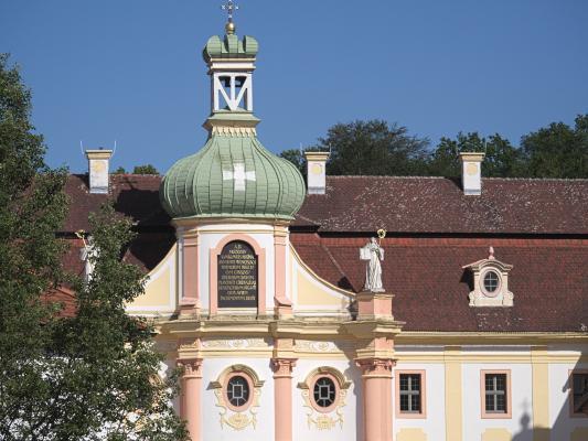 Kloster St. Marienthal, Neiße, Zittau