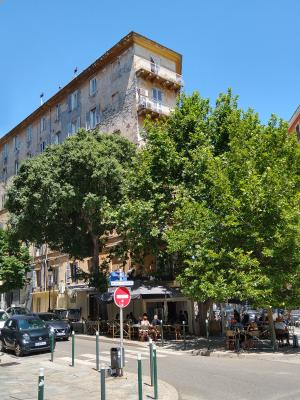 Architektur, Frankreich, Korsika