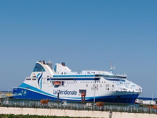 Autofähre, Frankreich, Korsika, Schiff