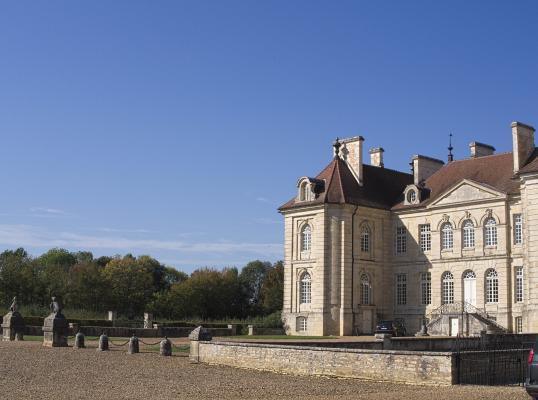 Burgund, Frankreich