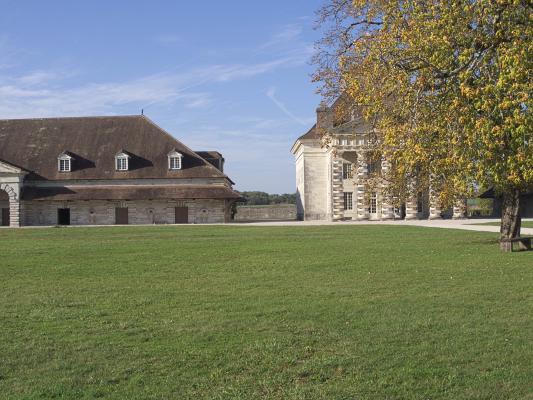 Arc-et-Senans, Burgund, Frankreich