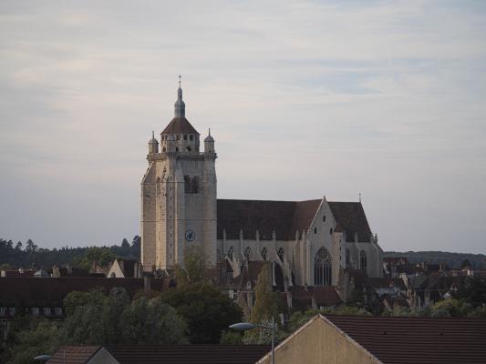 Burgund, Dole, Frankreich, Kirche