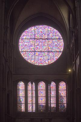 bunt, Burgund, Dijon, Frankreich, Glas
