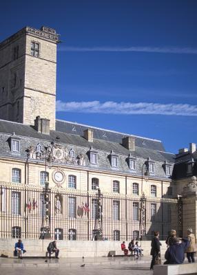 Burgund, Dijon, Frankreich