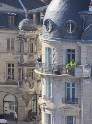 Burgund, Dijon, Frankreich, Tour Philippe-le-Bon